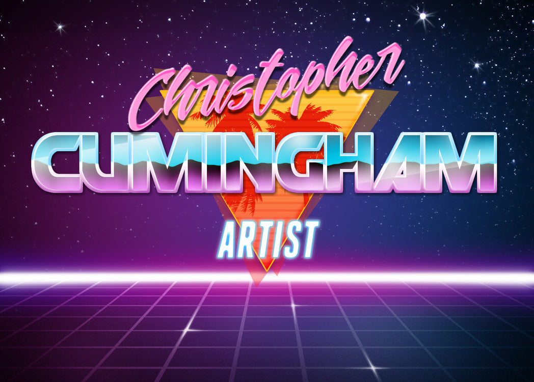 The Arsenale Miami Presents : Christopher Cumingham - Artist