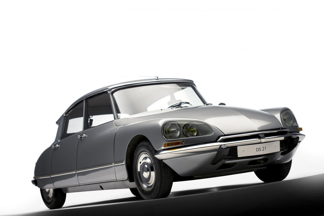 How Citroën Revolutionized Ride Quality in the 50s