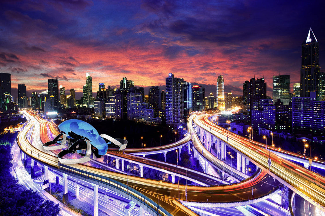 Toyota Invests in New Skydrive Project to Bring Flying Cars by 2020