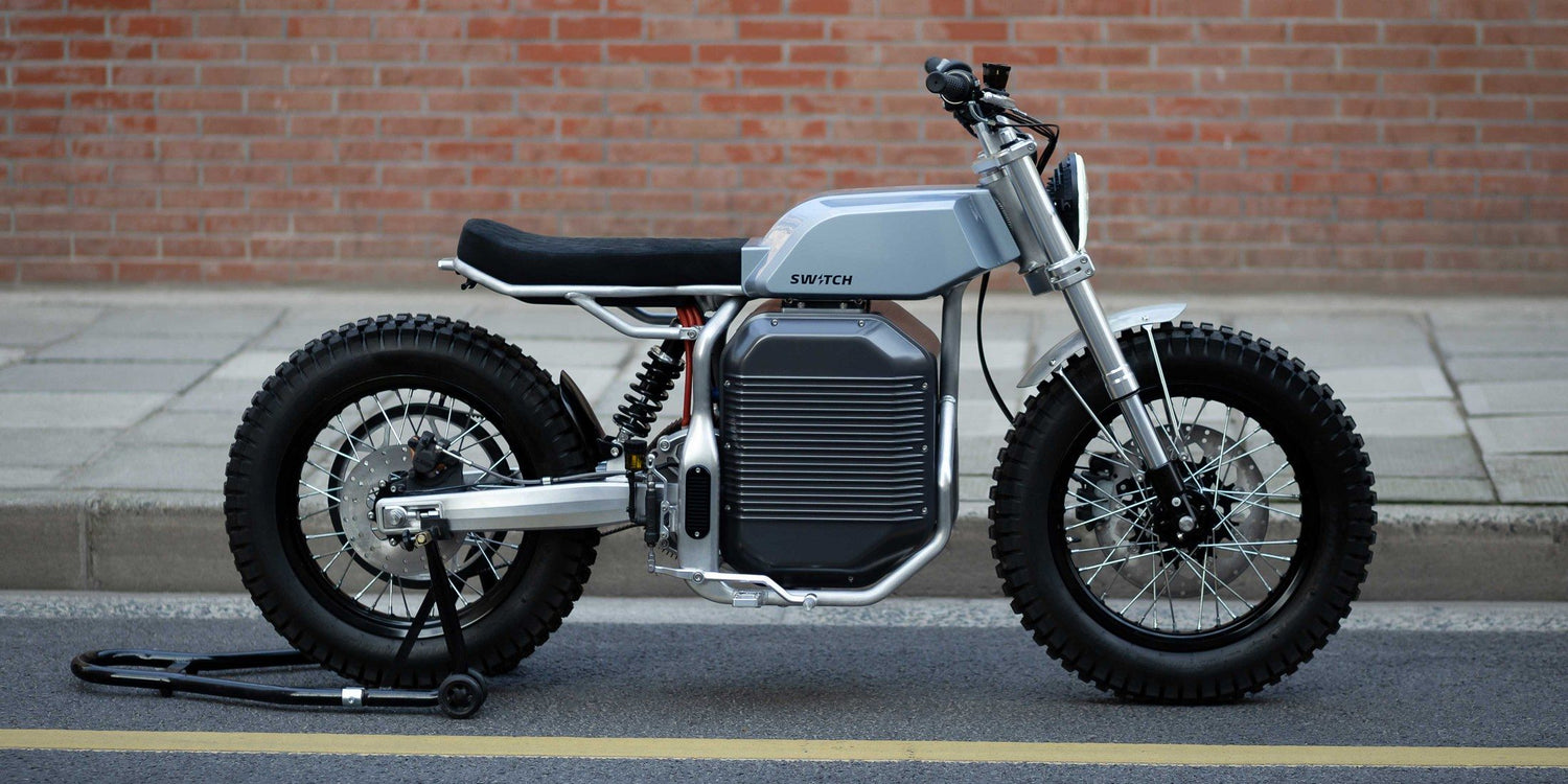 2020 Switch Motorcycles eSCRAMBLER