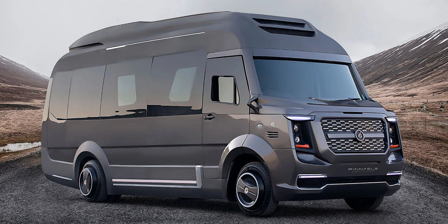 Pinnacle Specialty Vehicles Finetza - Luxurious Mobile Living