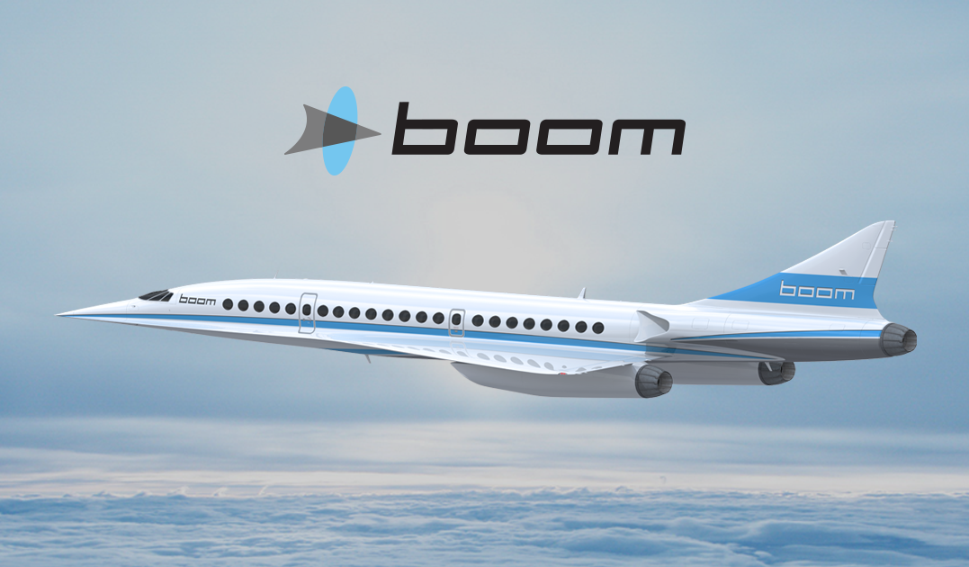 boom technologies supersonic jet
