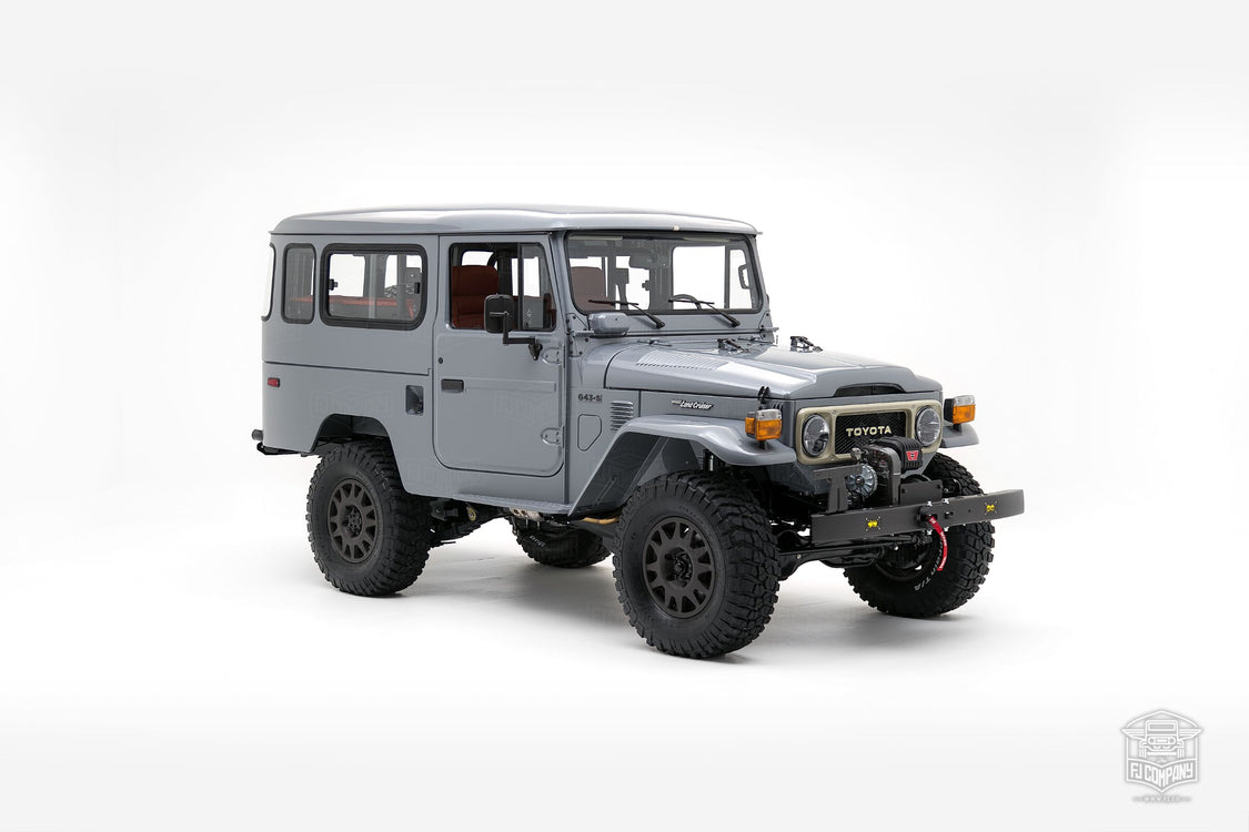 Restomod 1984 Toyota Land Cruiser