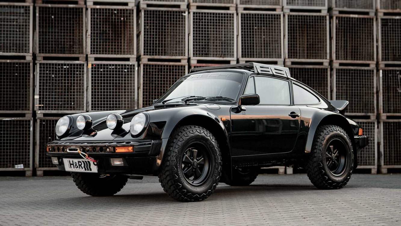 Porsche 911 Syberia RS by H&R