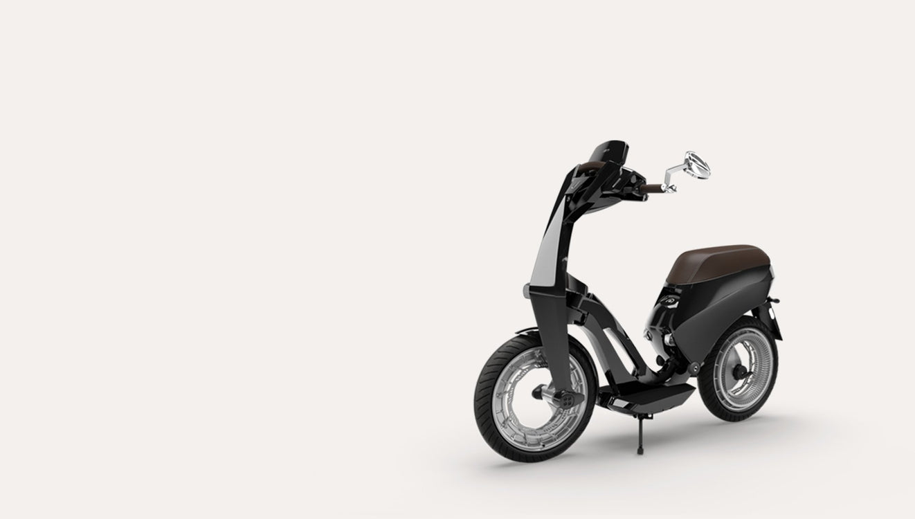 Ujet Electric Scooter - Efficient Transportation Made Easy