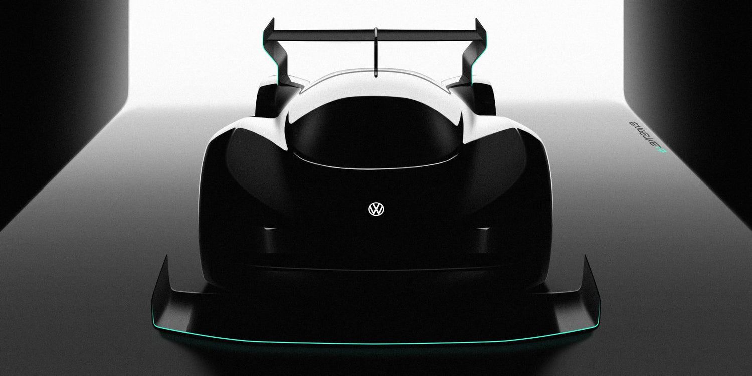 Volkswagen Motorsport Re-Enters Pikes Peak with New Electric Race Car