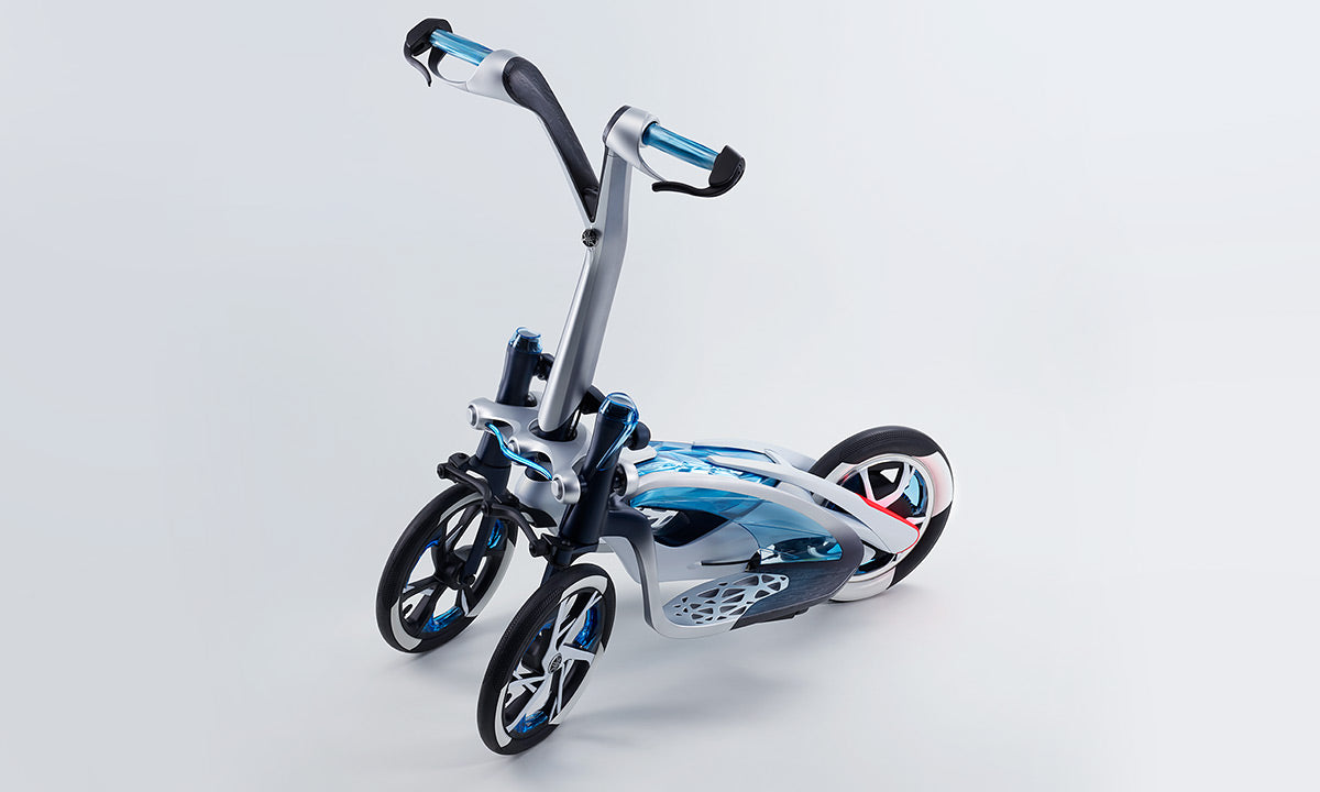 Yamaha Tritown Scooter