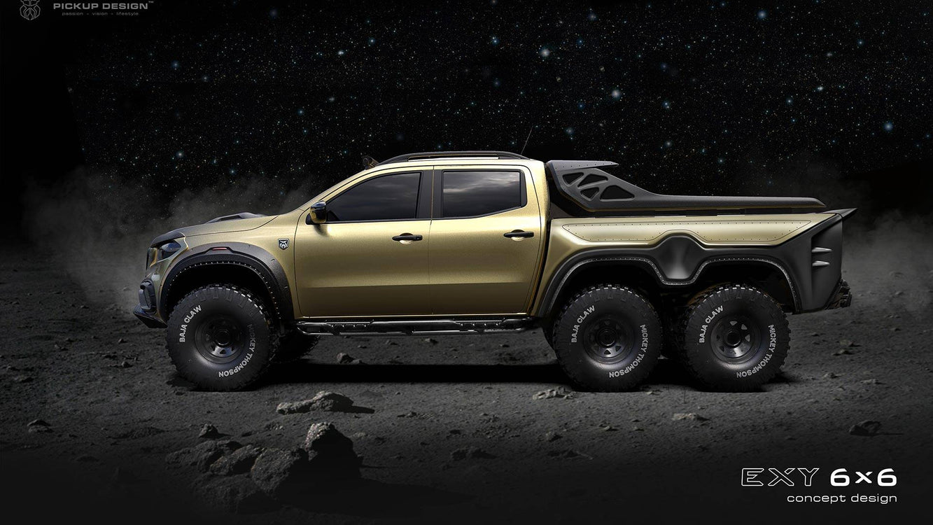 Carlex Design X-Class 6x6 - The More The Better