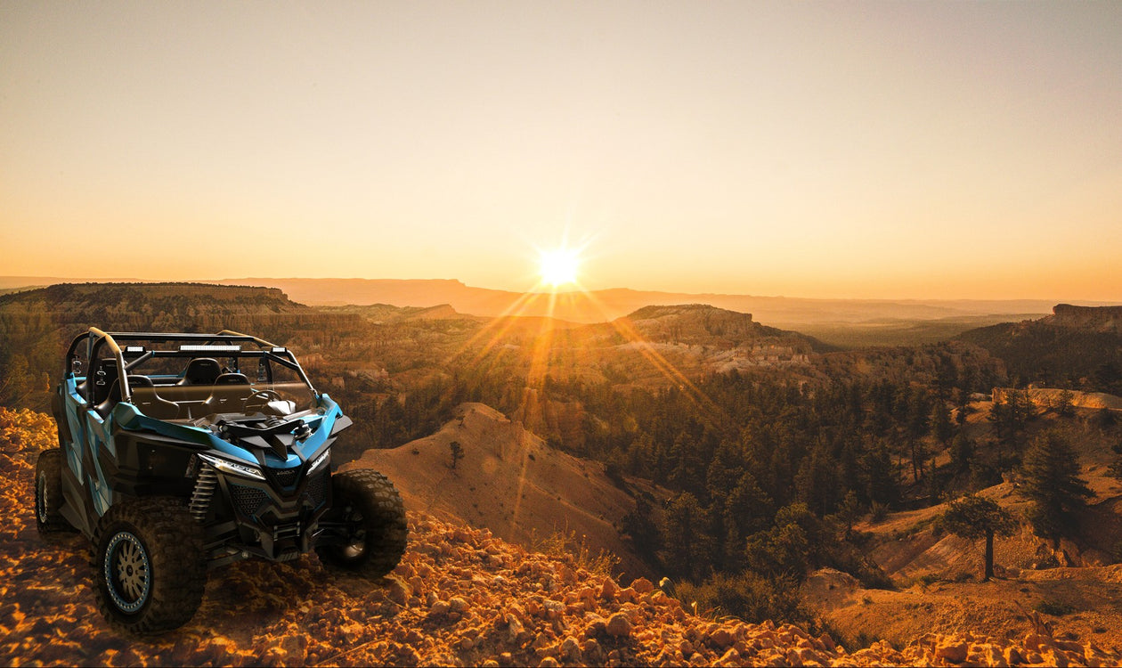 Nikola NTZ™ - World's fastest UTV
