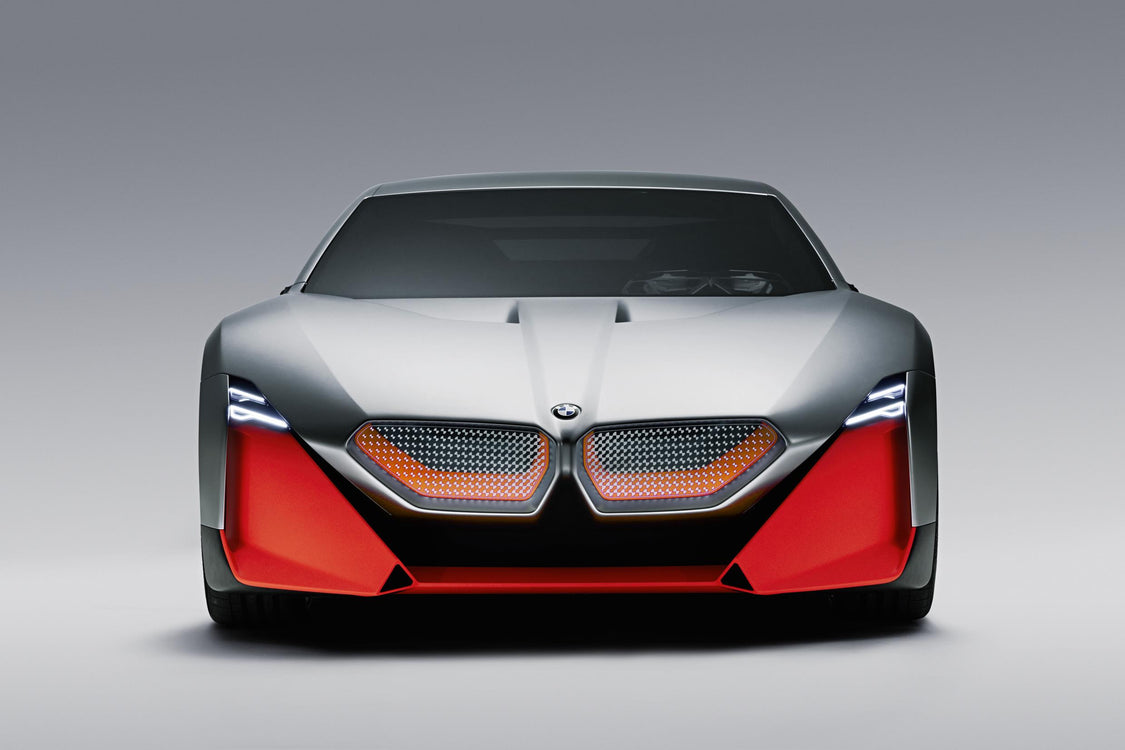 BMW Vision M Next Coupe Concept