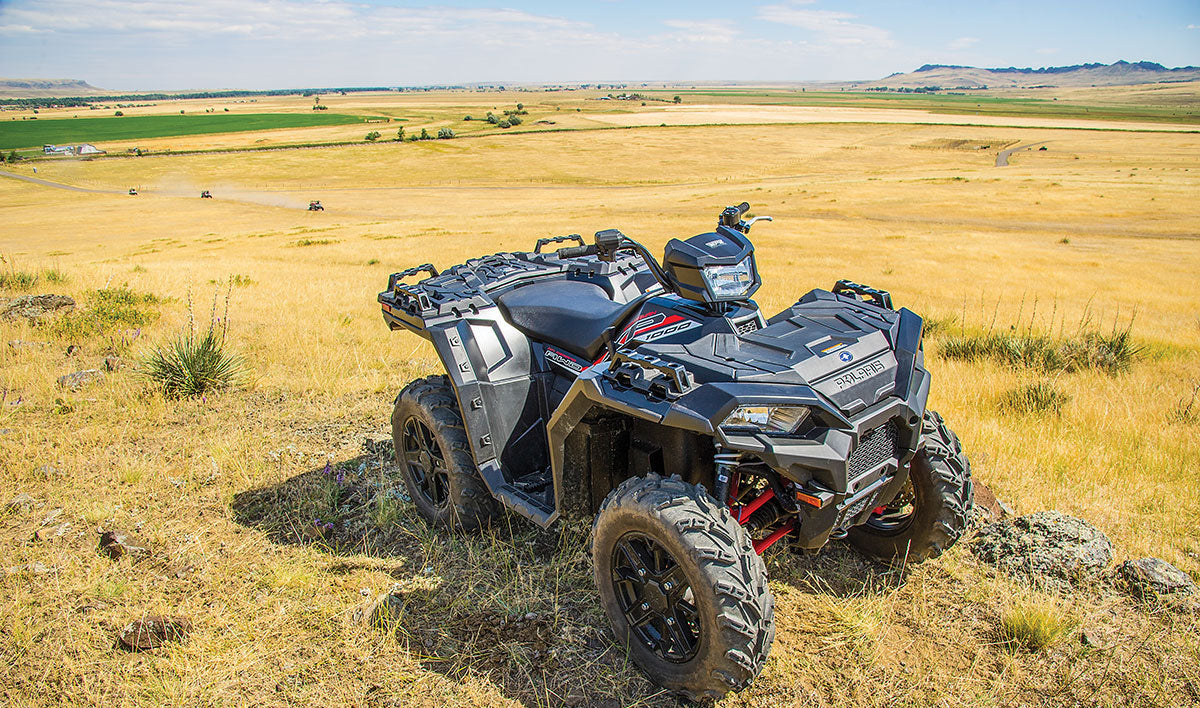 New Polaris Sportsman XP 1000 Takes You Everywhere