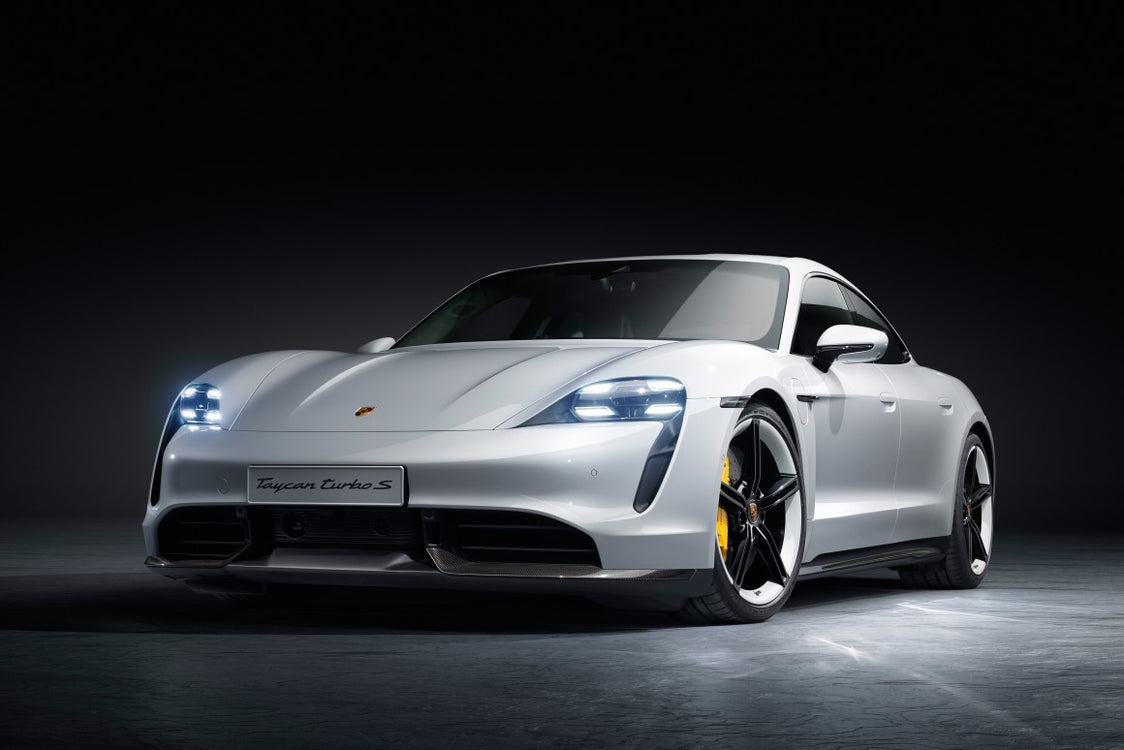 Porsche Releases the 2020 Taycan