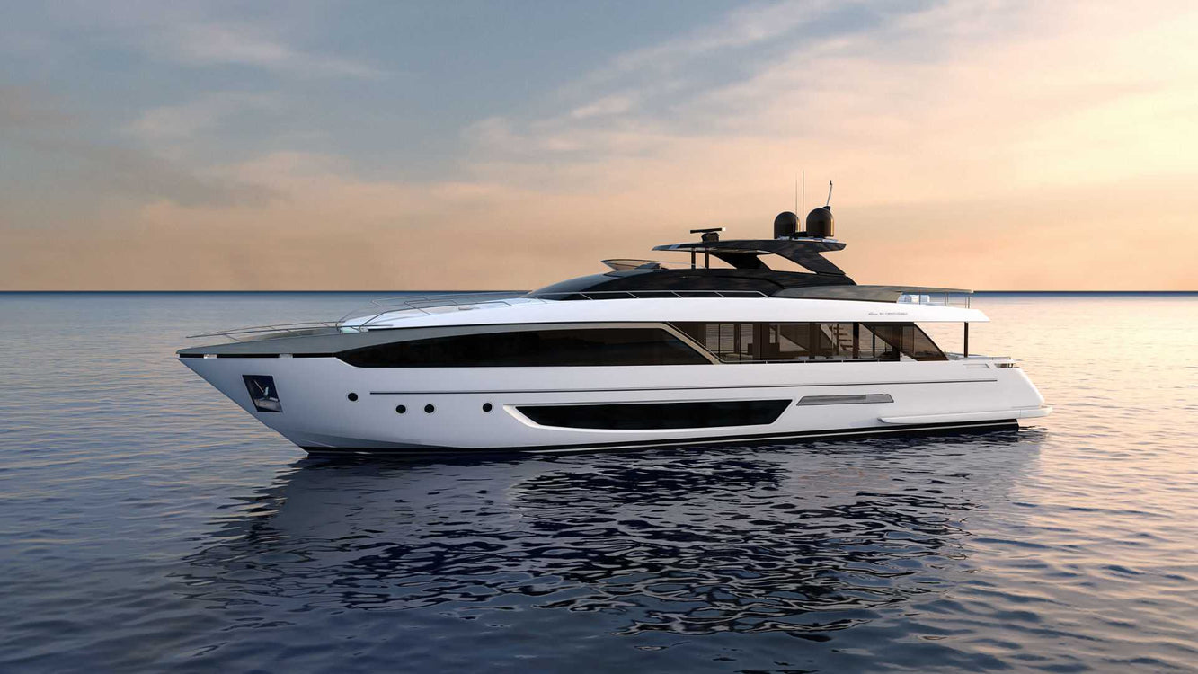 Riva 110 Dolcevita - When Life Really is Sweet