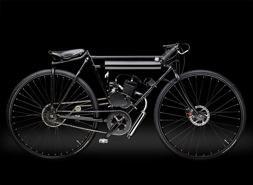 Screaming Pigeon Motorized Bike by Dicer Bikes