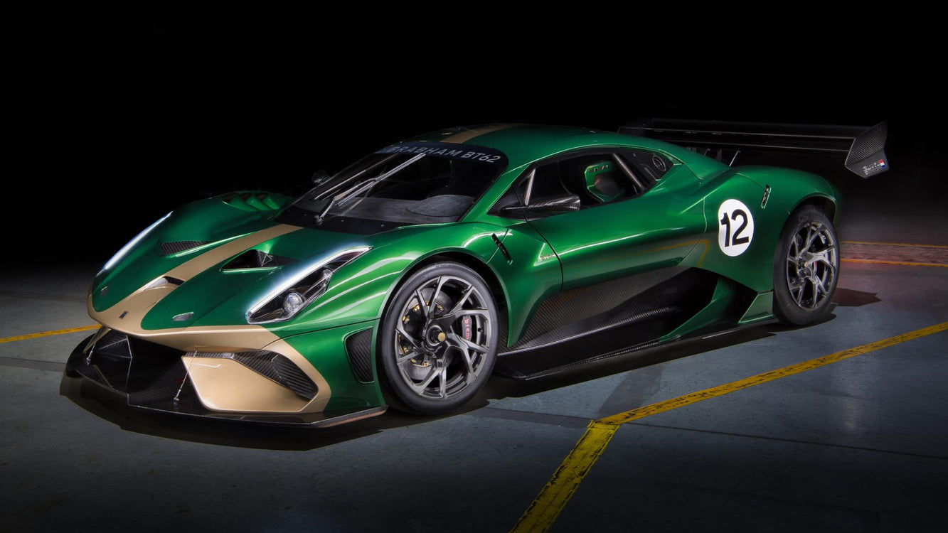 Brabham BT62 - Kicking it Back on Track