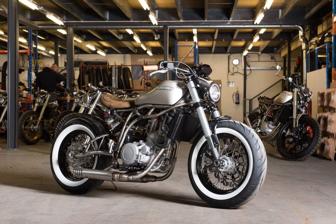 CCM Spitfire - The fastest handbuilt motorcycle on Earth