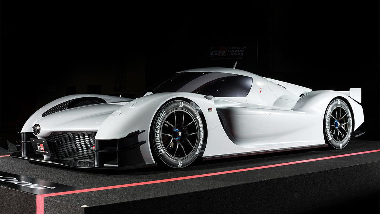 Toyota's GR Super Sport - Race car for the road