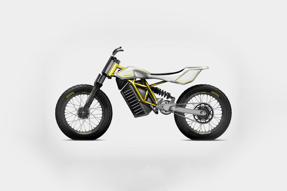 Trevor FTR Stella Electric Dirt Bike