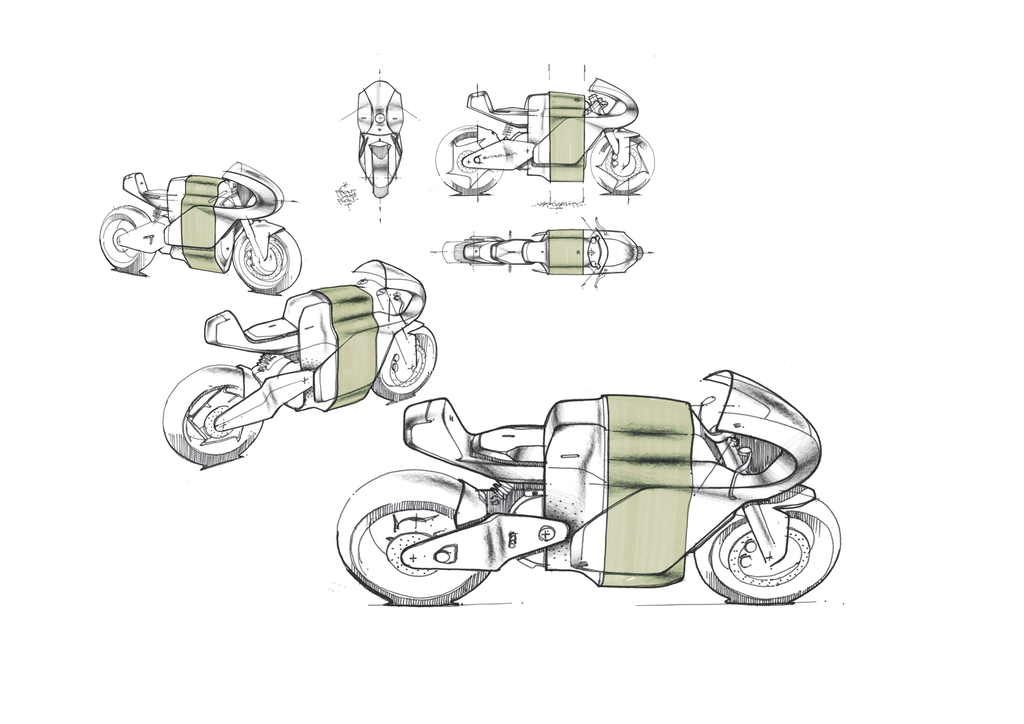 serge-rusak-sarolea-manx7-electric-bike-sketches