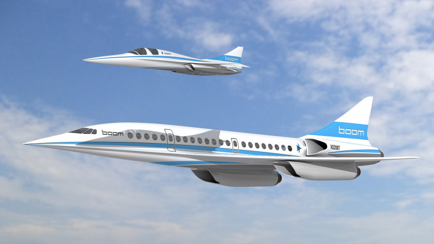 boom technologies supersonic