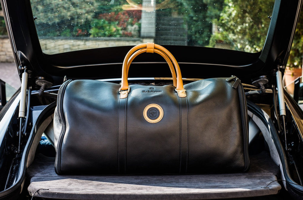 the outlierman the stylish globetrotter duffel bag