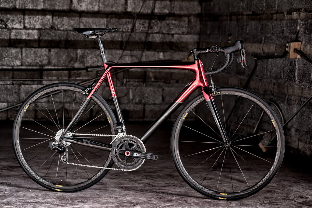 allied cycle works alfa carbon fiber