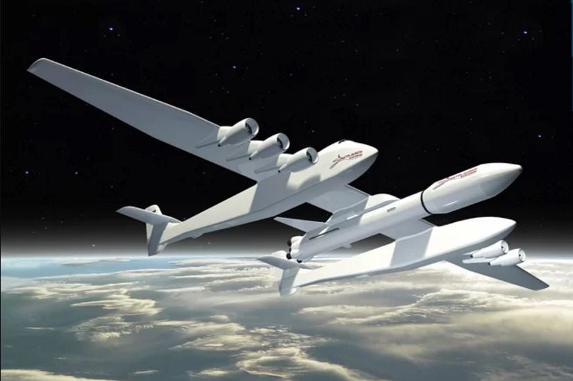 stratolaunch low earth orbit
