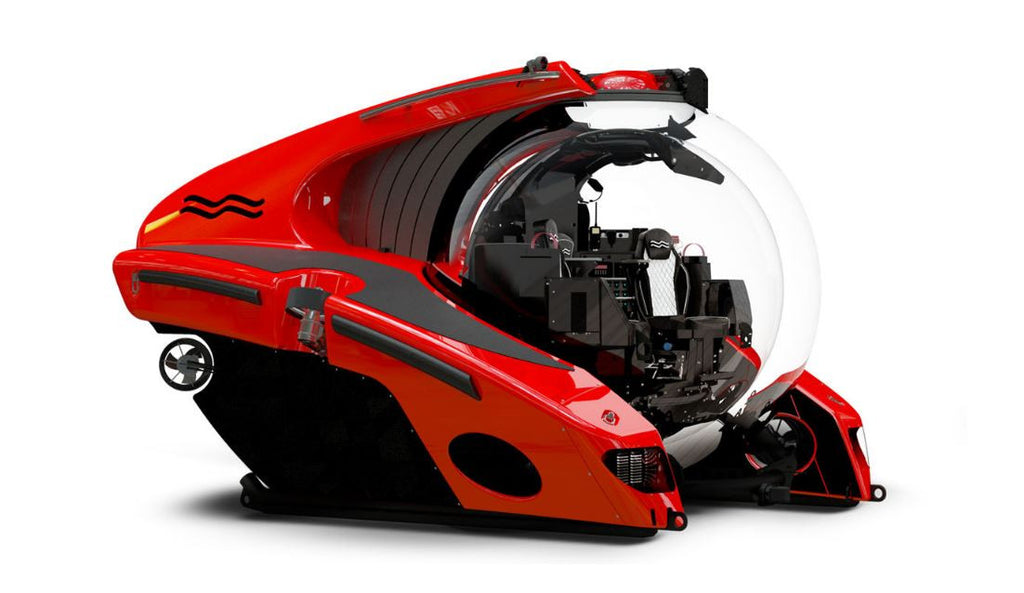 u-boat worx c-reasearcher 3 3/4 view