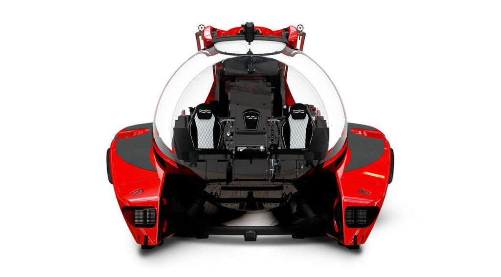 u-boat worx c-researcher front view