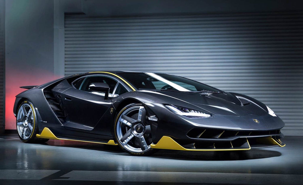 lamborghini centenario front three fourth