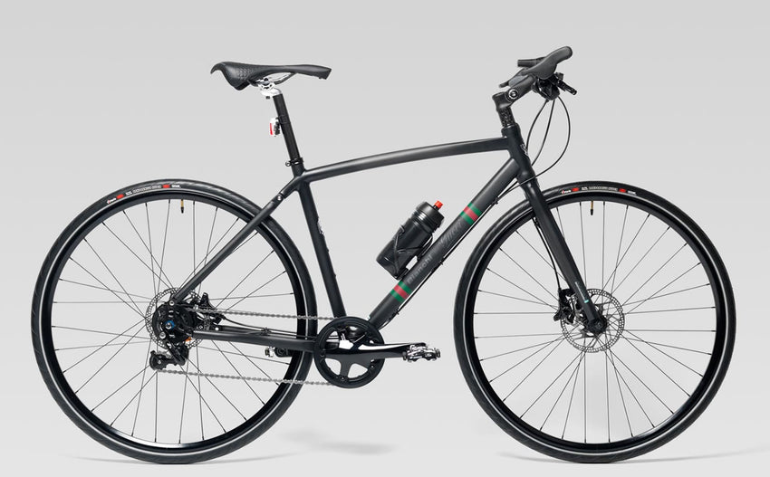 Bianchi by Gucci - Black Carbon Monocoque