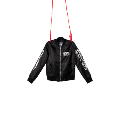 TheArsenale Bomber Jacket | Black