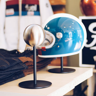 The Helmet Stand