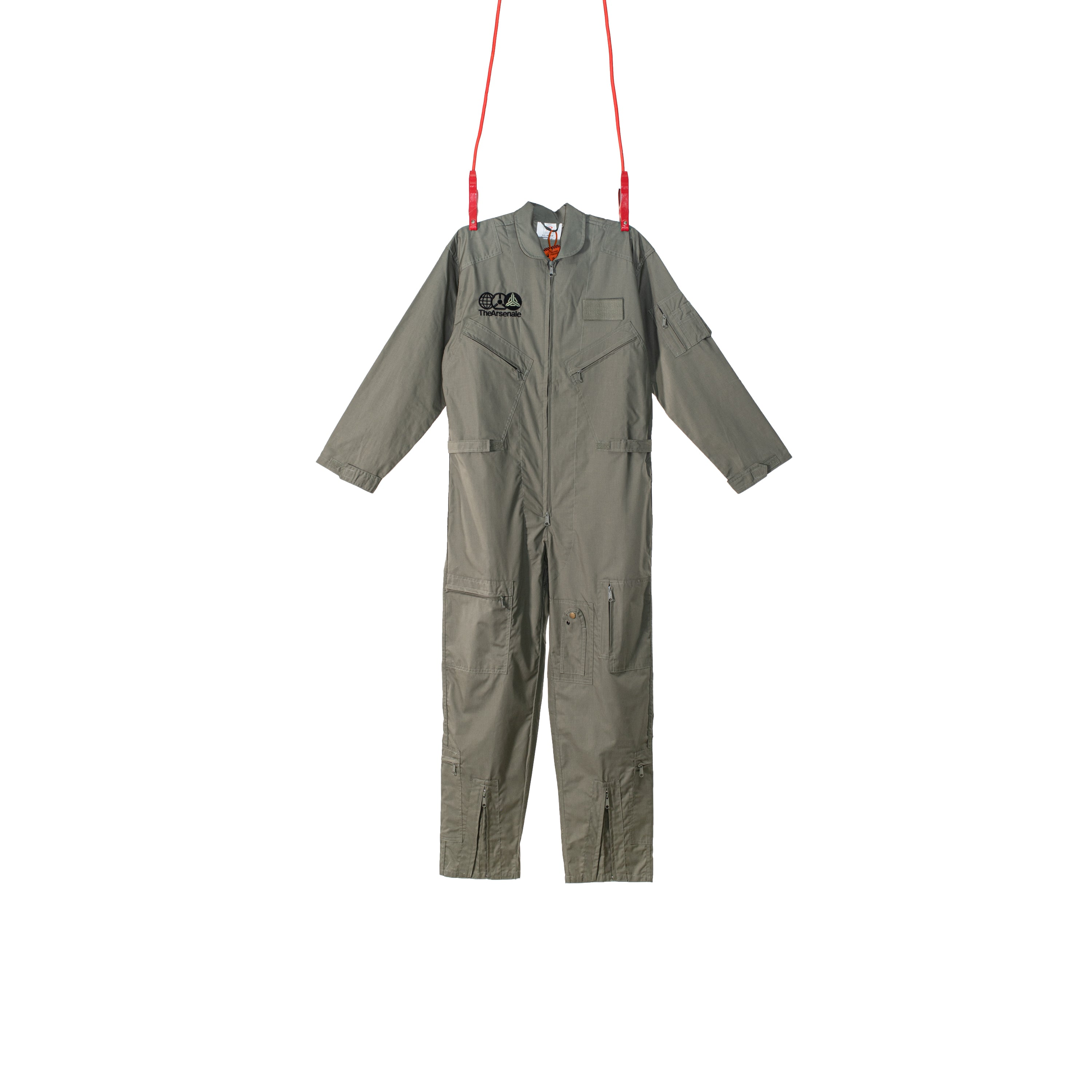 TheArsenale Jumpsuit | Grey