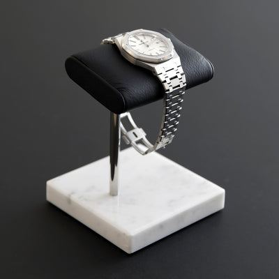 The Watch Stand Silver