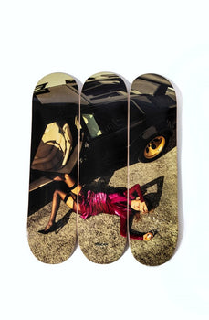 RIOCAM Skateboard Set #3