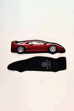 Anyways x The Mechanist - Ferrari F40 Skateboard