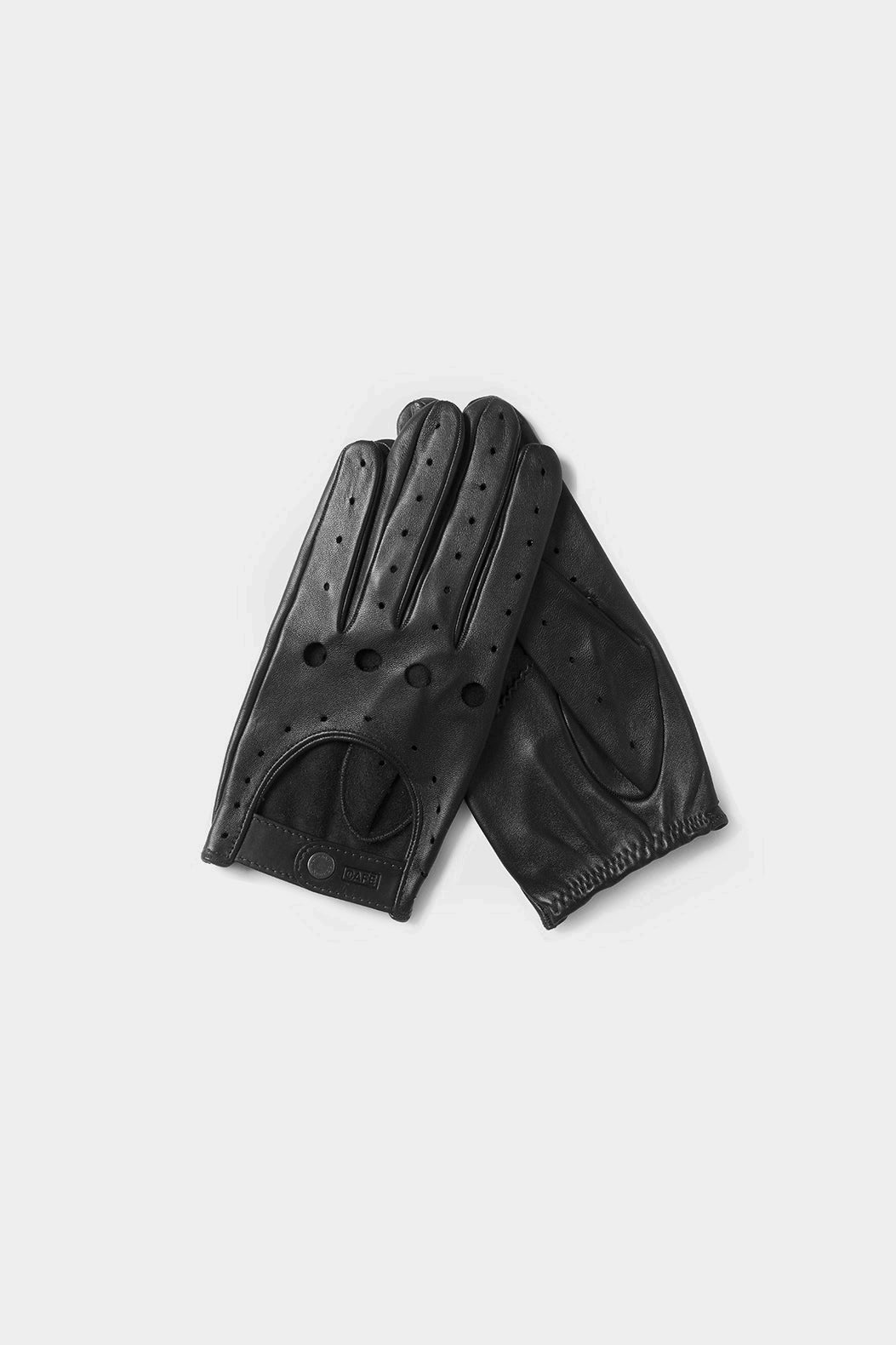 Triton Driving Gloves - Black