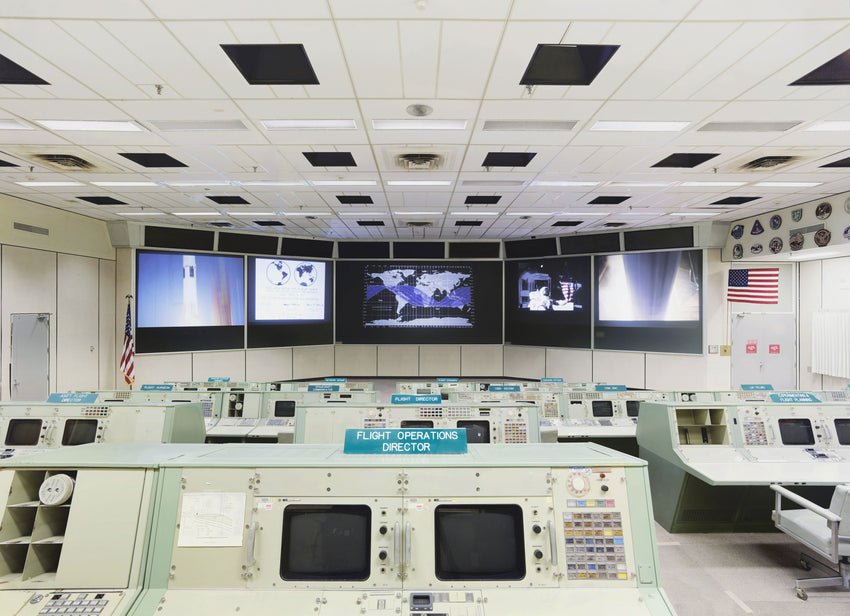 Mission Operation Control Rooms MOCR