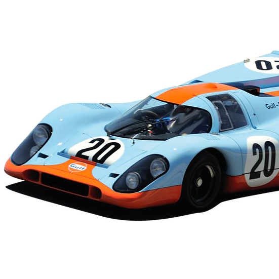 Art Ball 917 LM20 Gulf-Racing & Emotion-TheArsenale