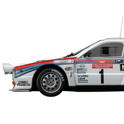 Art Ball Lancia 037-Racing & Emotion-TheArsenale