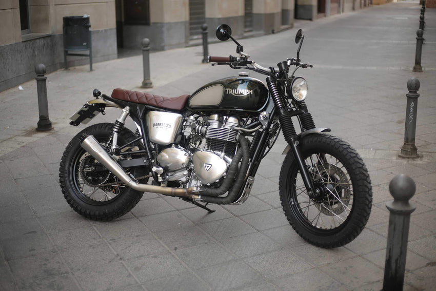 Barracuda by Tamarit Motorcycles-Tamarit Motorcycles-TheArsenale