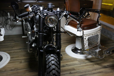Black Moustache by Tamarit Motorcycles-Tamarit Motorcycles-TheArsenale