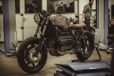 BMW K100 - Sir Ulrich-NCT Motorcycles-TheArsenale