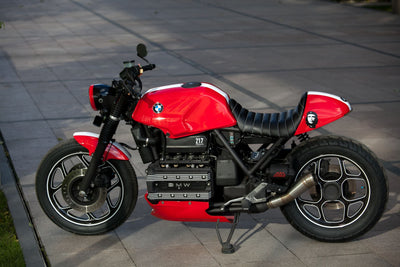 "BMW K100 Z17.2 ""Rebel""-Z17Customs-TheArsenale"