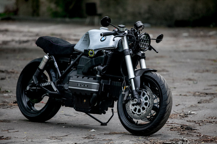"BMW K100 Z17.4 ""Barni""-Z17Customs-TheArsenale"