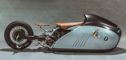 BMW K75 Alpha Landspeeder-Speed of Cheese Racing-TheArsenale