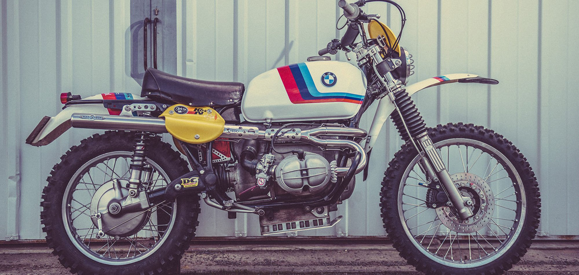 Lucky Cat Garage Bmw R80 Six Days Enduro Thearsenale