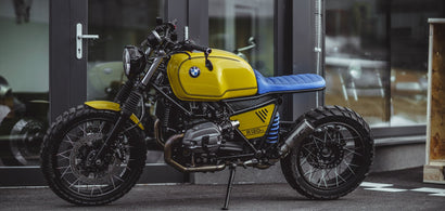 BMW R9T - Gelber Baron-NCT Motorcycles-TheArsenale