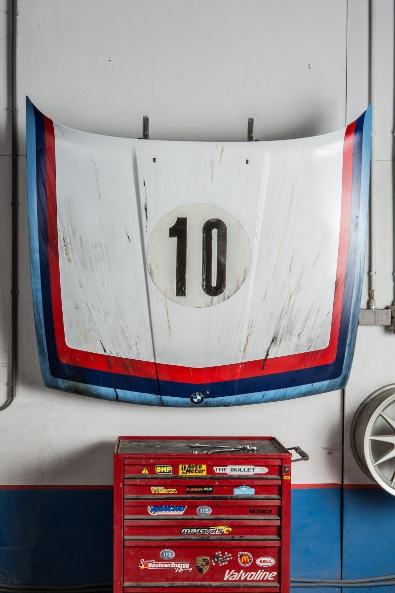 CSL 10 Hood - Memorabilia-After The Race-TheArsenale